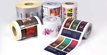 professional label printing examples
