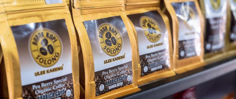 Coffee Bag Labels | Royal Label