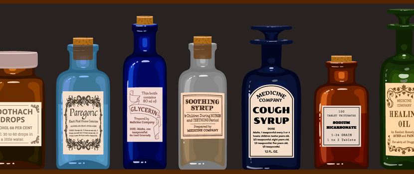 Product Labels on the Shelf | Royal Label