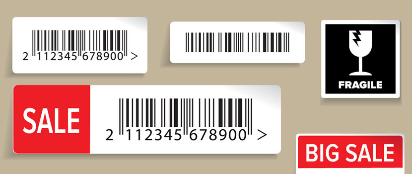 Barcode Packaging Labels   Royal Label